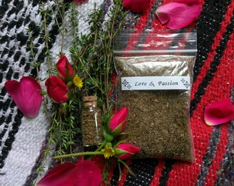 Love and Passion | Enchanted Herbs