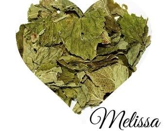 Lemon Balm Herbal Tea 50g Melissa Relaxing Tea