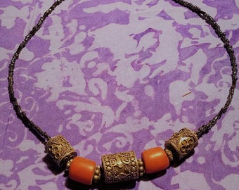 Bali Bead Necklace