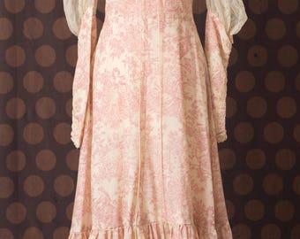 Jessica McClintock Gunne Sax Prairie Dress