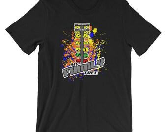 My Family Tree Jr. Drag Racing T-Shirt