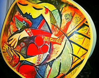 PICASSO'S Collector's Plate