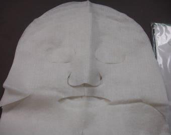 Silk 100% face mask, Pearl Silty, moisturize your skin