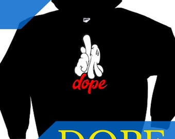 Dope 'LA' Hoodie