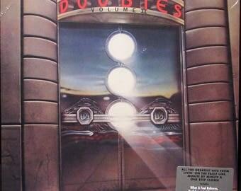 """Doobie Brothers """"Best Of The Doobies Vol. II"""" Vintage Vinyl Record Album"""