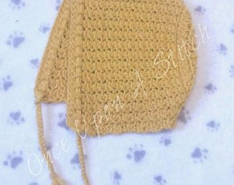 Traditional Baby Bonnet