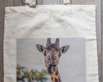"""Reusable Library Bag with """"Nose Picker"""""""