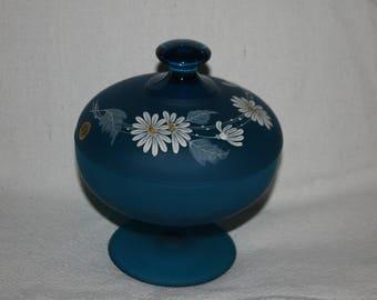 Westmoreland Dark Blue Candy Dish, BW110