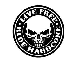 Harley davidson svg etsy harley davidson svg clipart black and white vector harley davidson silhouette voltagebd Choice Image
