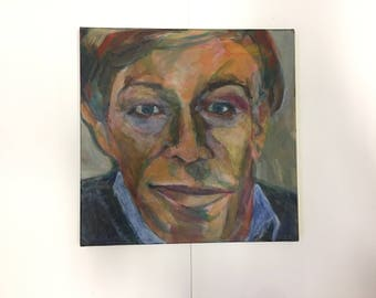 A portrait of a Dutch man