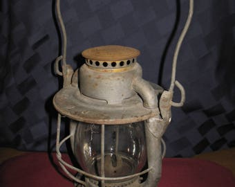 Vintage New York Central Railroad Lantern