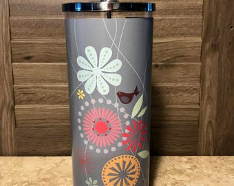 Large Designer Disinfectant Jar- Sophia
