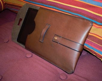 Leather case for IPad 10.5 inches