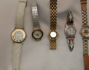 Lot: 1990s watches