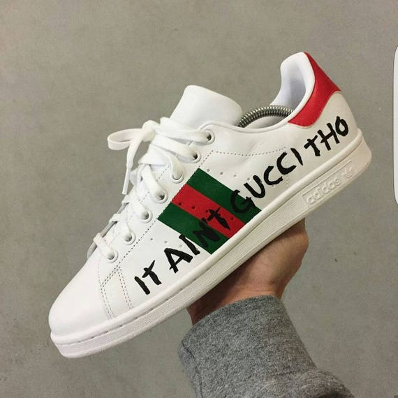 adidas stan smith gucci