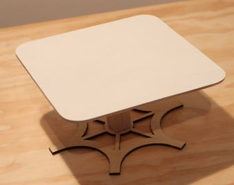 Miniature Square Table