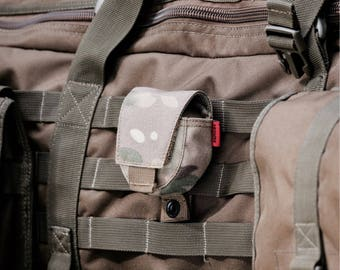 Tactical Molle Dip Can Pouch