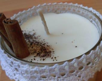 Cinnamon candles
