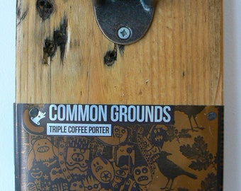 BOTTLE OPENER - Common Grounds