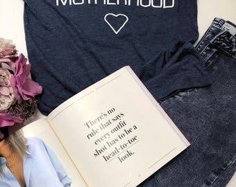 Motherhood T.Shirt Tee