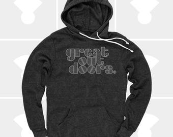 Great Outdoors - Unisex Hoodie