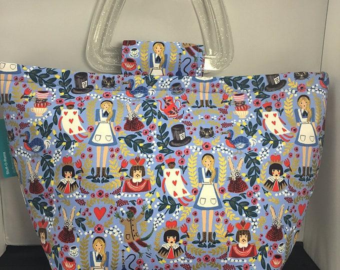 Tote Bag - Alice In Wonderland