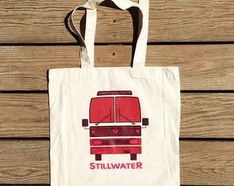 Stillwater Almost Famous Tote Bag