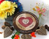 Custom Designed Unity Puzzle® Tree of Life Unity Ceremony Wedding Puzzle Unity Ceremony Alternative Personalized Blended Family Wedding Gift