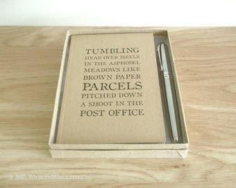 Postal Quote Gift Ideas