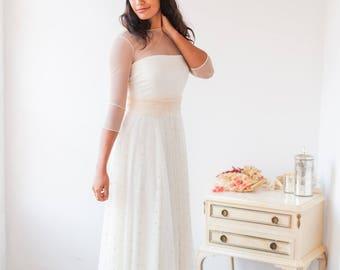 Robe blanche mariage origine