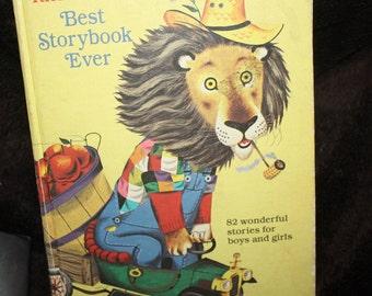 vintage Richard Scarrys Best Storybook Ever