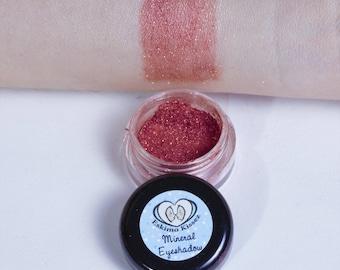 Mineral Eyeshadow MEDUSDA'S BLOOD Organic Makeup 5 gram jar