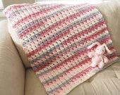 Easy Baby Blanket Crochet...