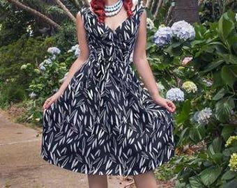 Dorothy Leaf Dress