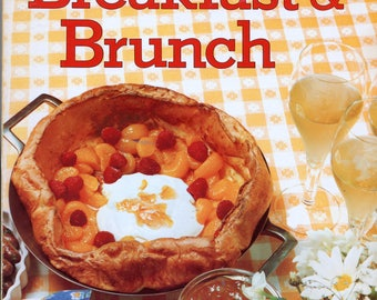 Sunset Ideas & Recipes for Breakfast and Brunch Cookbook