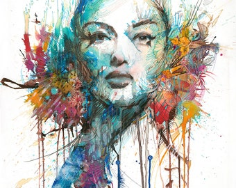 The Butterfly Effect Limited edition print