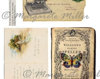 The Nellie Blaikie Collection - Printable Digital Images