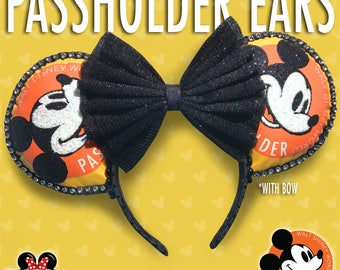 Disney Passholder Ears