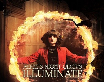Alice's Night Circus 'Illuminate' Ep CD Steampunk Music Penny Dreadful Curious World