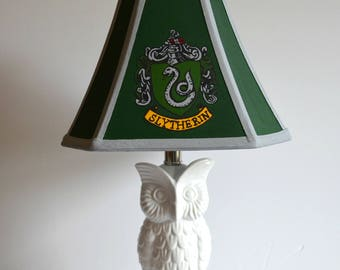 Harry Potter Lamp - Slytherin