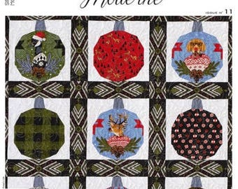Simply Moderne #11 - Quilt Magazine