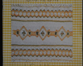 English Smocking - Step by Step - 35 pages