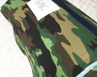 Nap Mat with Pillow, Camo Nap Mat, Daycare Nap Mat, Camouflage Nap Mat, Nap Mat with Blanket, Toddler Nap Mat, Kindermat Cover, Boys Nap Mat