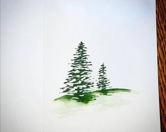 Oh Christmas Tree - Greeting Card