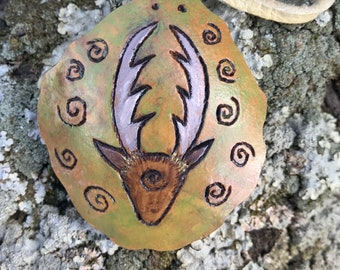 Horned One Necklace