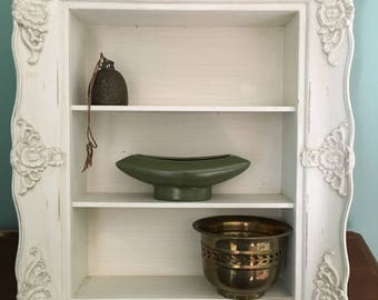 French Country Wall Shelf