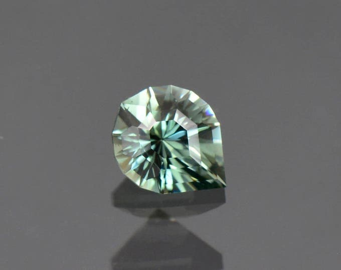 UPRISING SALE! Fantastic Precision Cut Evergreen Color Tourmaline Gemstone from the Congo 1.35 cts.