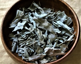 California White Sage -Mt Shasta - .5 oz Smudge Blend Incense USA - Cleansing Purifying Clearing