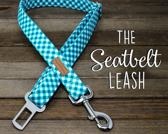 The Seatbelt Leash - Perfect for pups on the go!