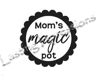 Mom's magic pot / Instant Pot or Crock Pot Vinyl